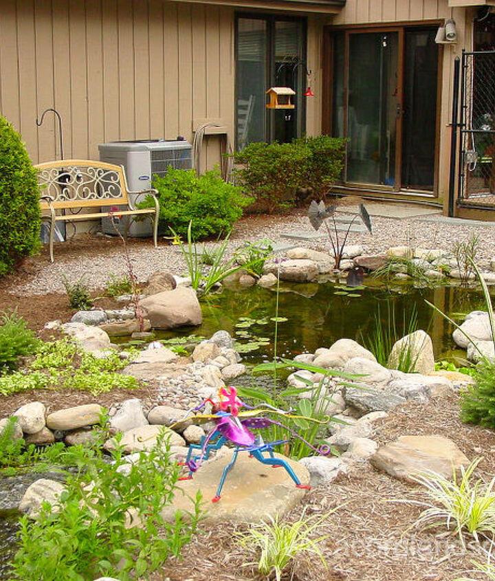 Water Garden Installations in Rochester NY