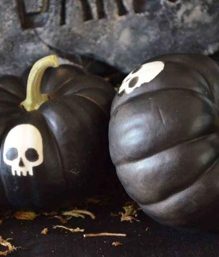 halloween decor from the dollar store, halloween decorations, seasonal holiday d cor