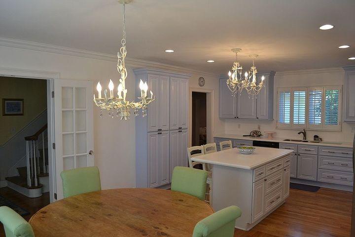 kitchen remodel to older home, home improvement, kitchen design
