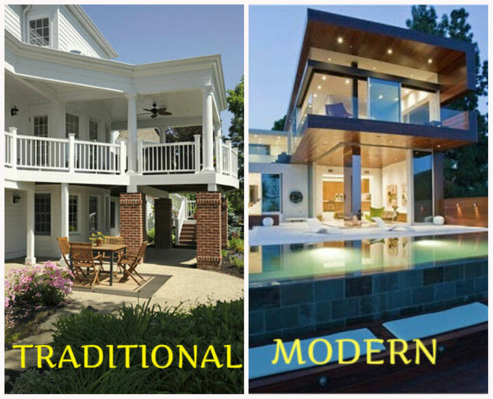 which type of decking style do you prefer, decks, outdoor living