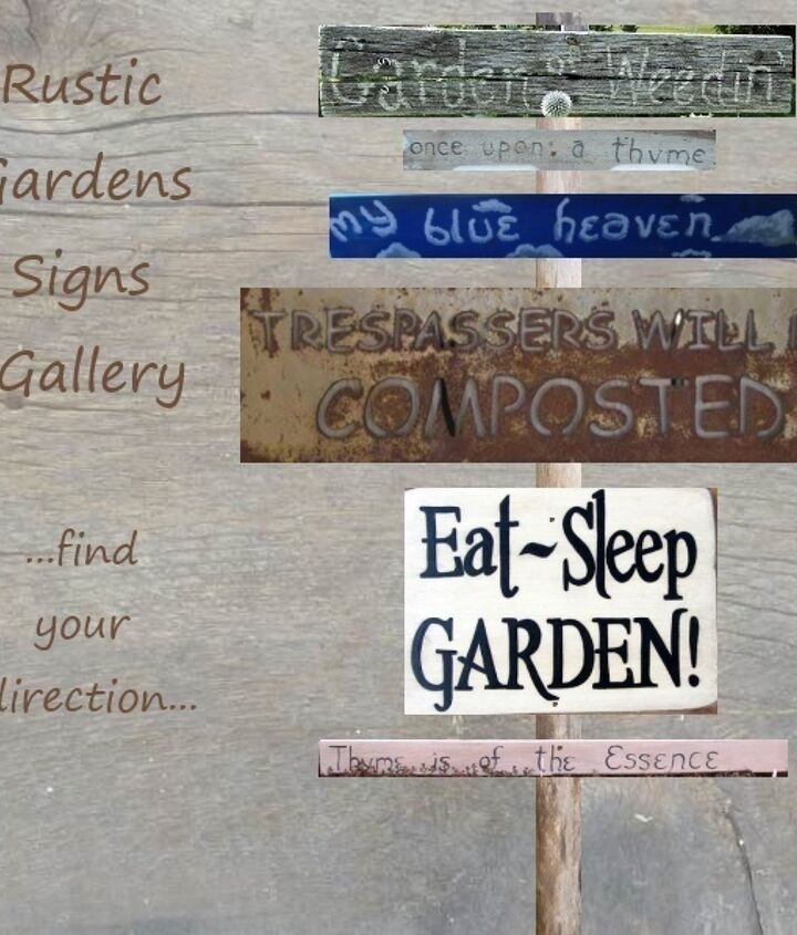 The Gallery is open - stop in for a visit and get a good direction for your garden...
