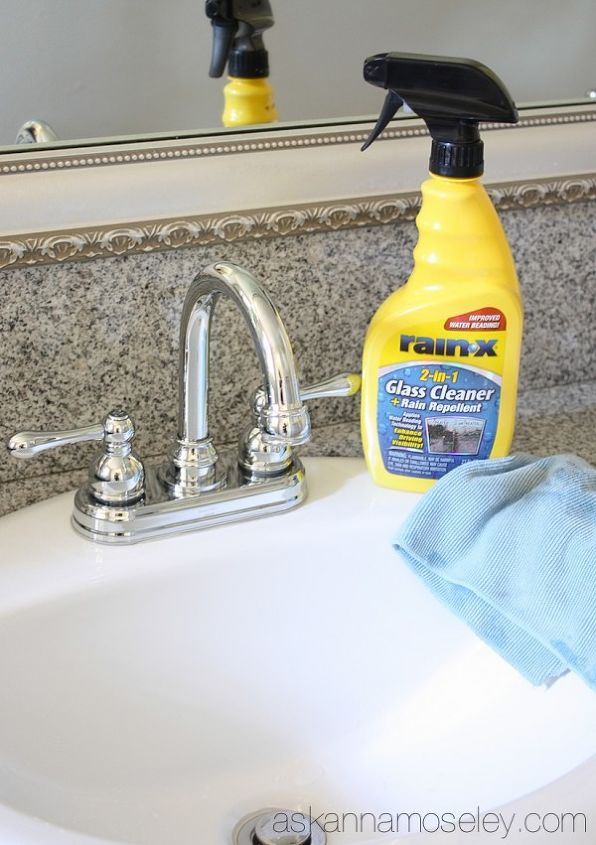 How To Clean Chrome Fixtures And Keep Them Clean Hometalk - How to remove rust from chrome bathroom fixtures