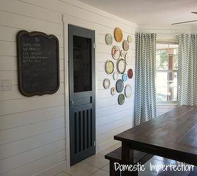 Diy Panty Screen Door, Doors, Home Decor, Love It