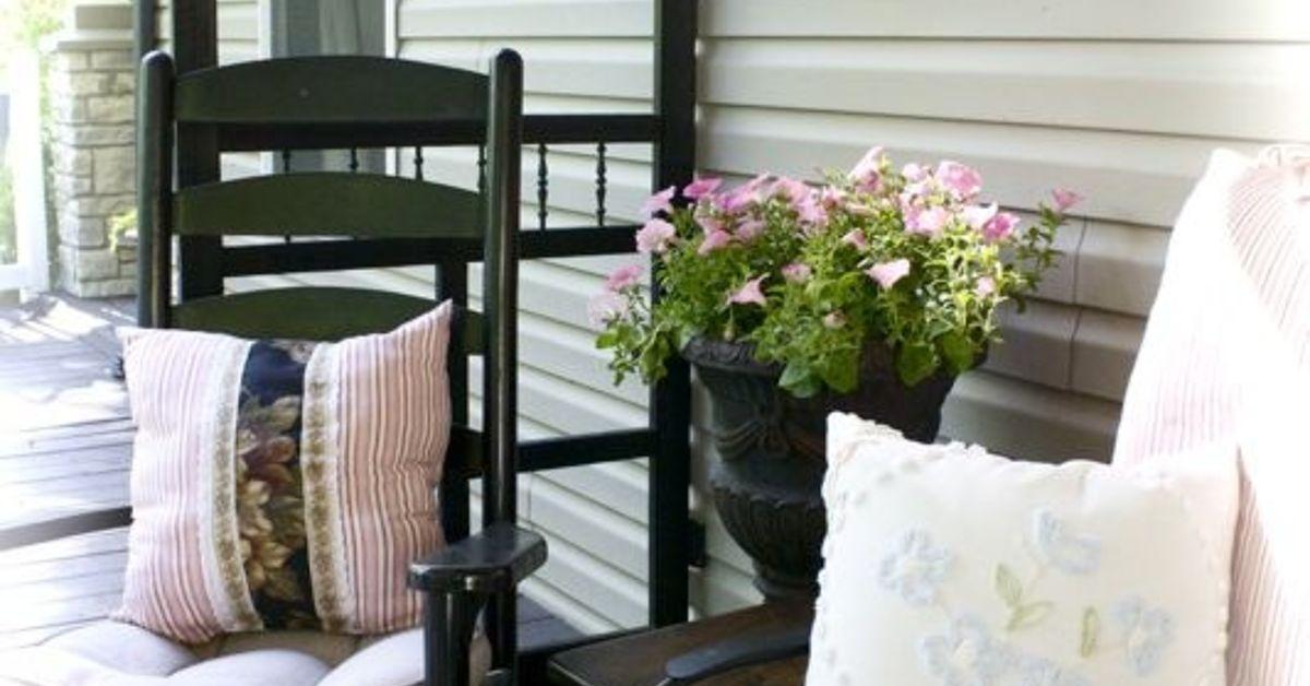 Repurposed Screen Door Project For The Porch Hometalk