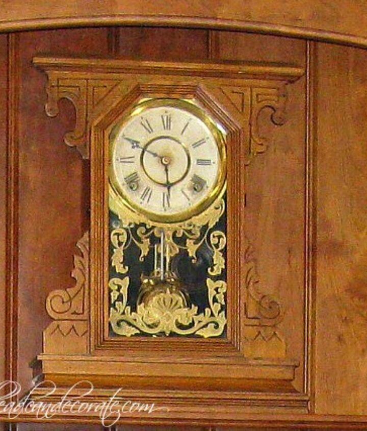 clock makeover, home decor