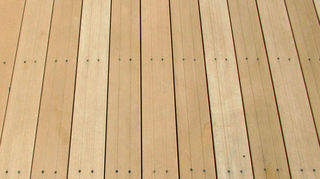 q mold on trex decking, cleaning tips, decks, Trex After Wet Forget