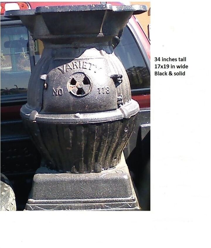 q how do i install a pot belly stove legally up to code standards, appliances, electrical