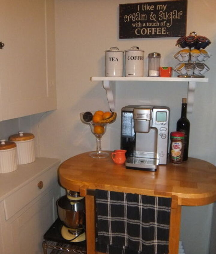 """Our """"Coffee Center"""""""