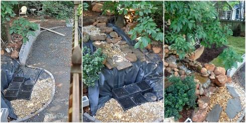 DIY Pondless Waterfall Hometalk - Backyard pondless waterfalls