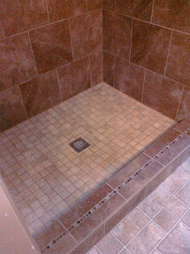handy job, bathroom ideas, tiling