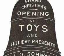 1888 christmas advertisement ornament printable, christmas decorations, seasonal holiday decor