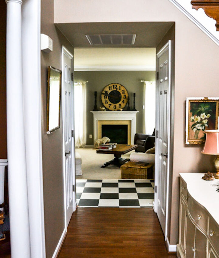 a summer tour of our home, home decor