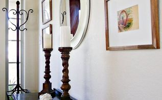 simple solutions to bare windows and walls, home decor, wall decor, Everything from your favorite family photos to children s artwork to free images online fill frames nicely for instant art And that s just the short list