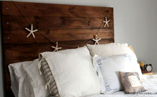 diy reclaimed wood headboard, diy, how to, repurposing upcycling, woodworking projects