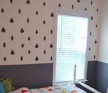 diy wall decals, crafts, home decor