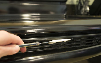 how to clean oven vents, appliances, cleaning tips