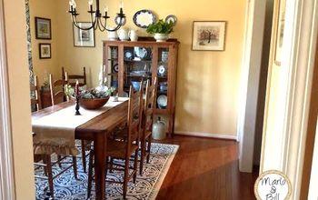 Dining Room Upgrades