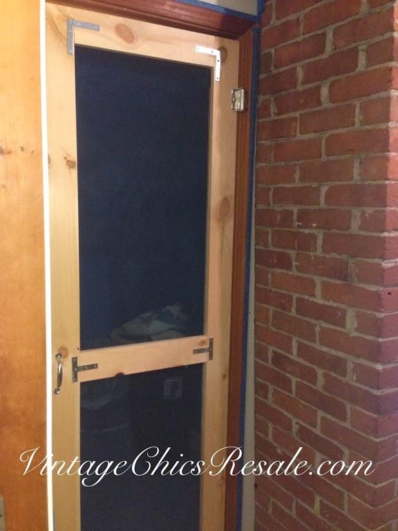 Bedroom Screen Door | Hometalk