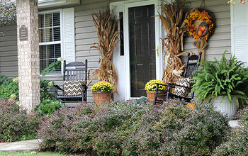 Fun And Festive Fall Porch
