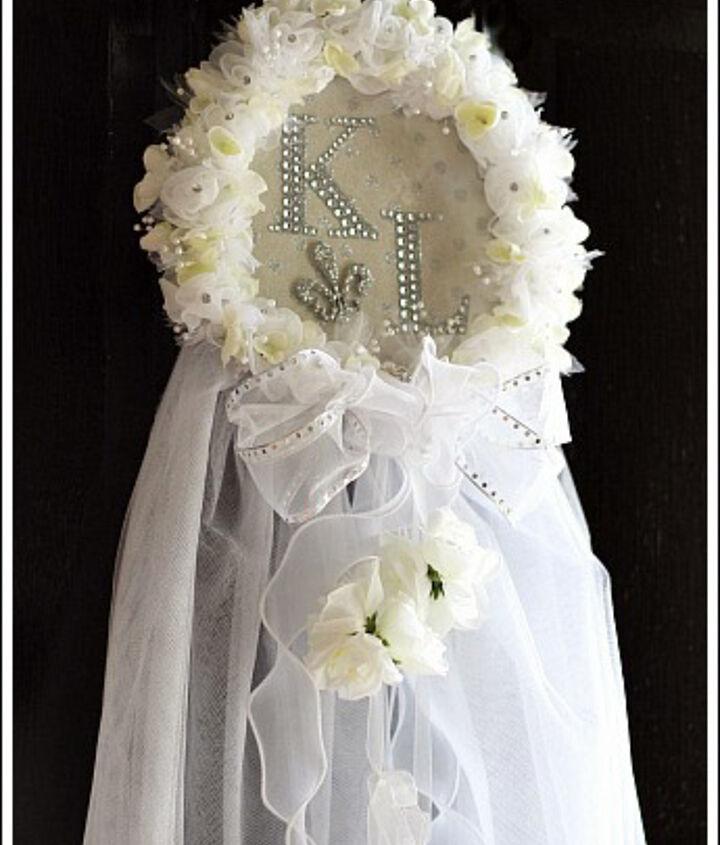 bridal shower decorations, crafts