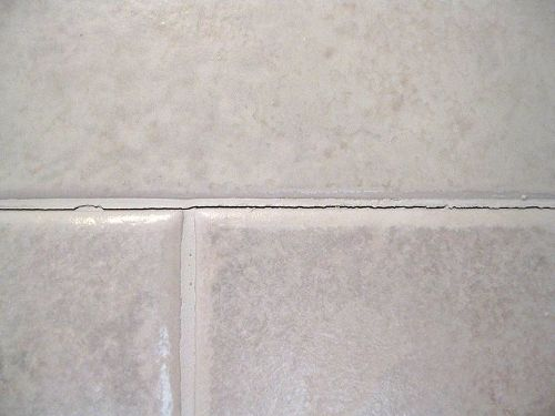 Fixing Tile Grout : How do i repair cracked grout on shower walls hometalk