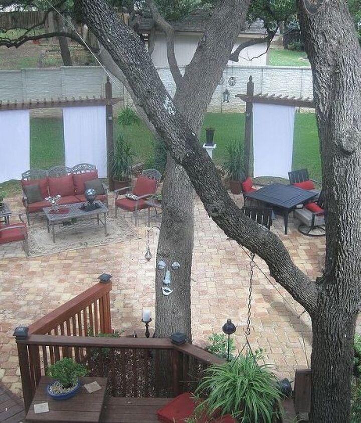 "Backyard ""after""!"