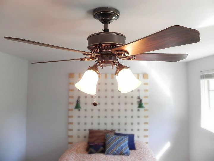 Replace A Broken Ceiling Fan Bracket Electrical Home Maintenance Repairs Success