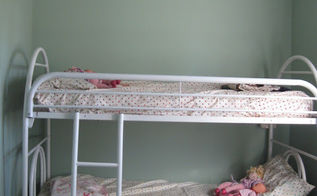 the bunk bed room, bedroom ideas, home decor, wall decor, The new bunk bed room