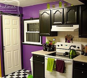 Superbe Our Punk Rock Kitchen Before Amp After Home Decor Design The