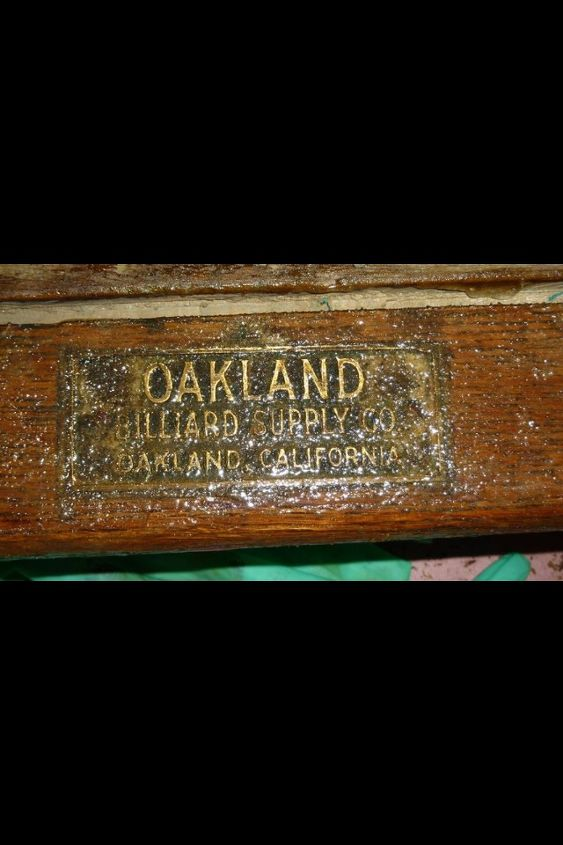 100 year old brunswick billiard table refinish job, painted furniture, repurposing upcycling
