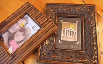 Transforming a Picture Frame without Paint!