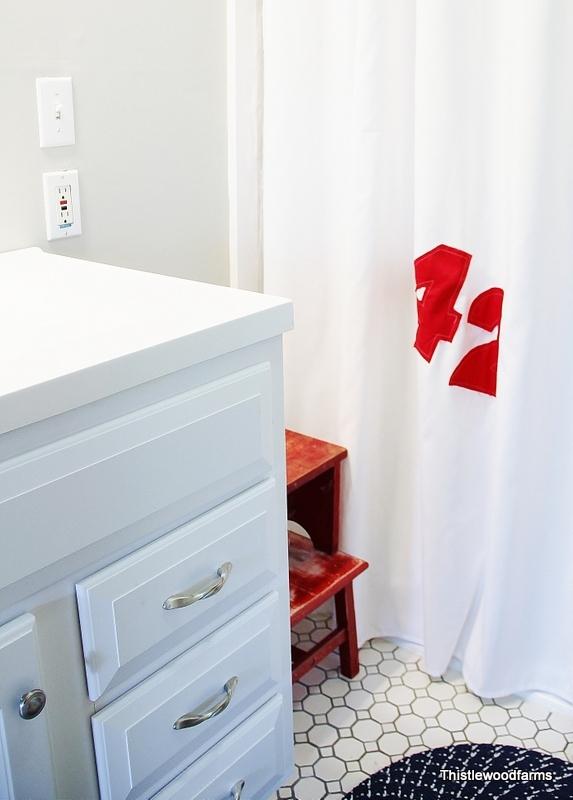 Sailcloth shower curtain http://www.thistlewoodfarms.com/sailcloth-shower-curtain