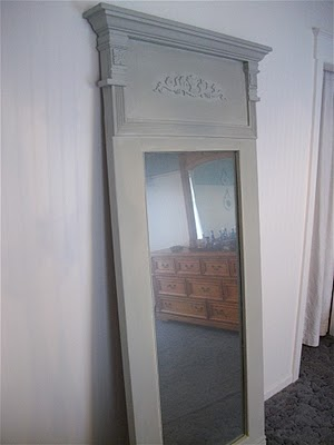 Making A Trumeau Mirror From An Old Door Hometalk
