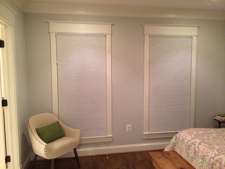Need Advice How To Hang Curtain With Window Frame Hometalk