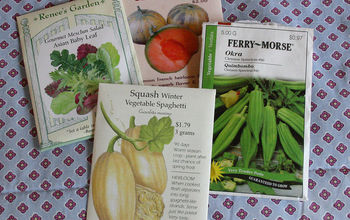 i received five garden seed plant catalogs yesterday if you sometimes order plants, flowers, gardening, vegetable seed packs