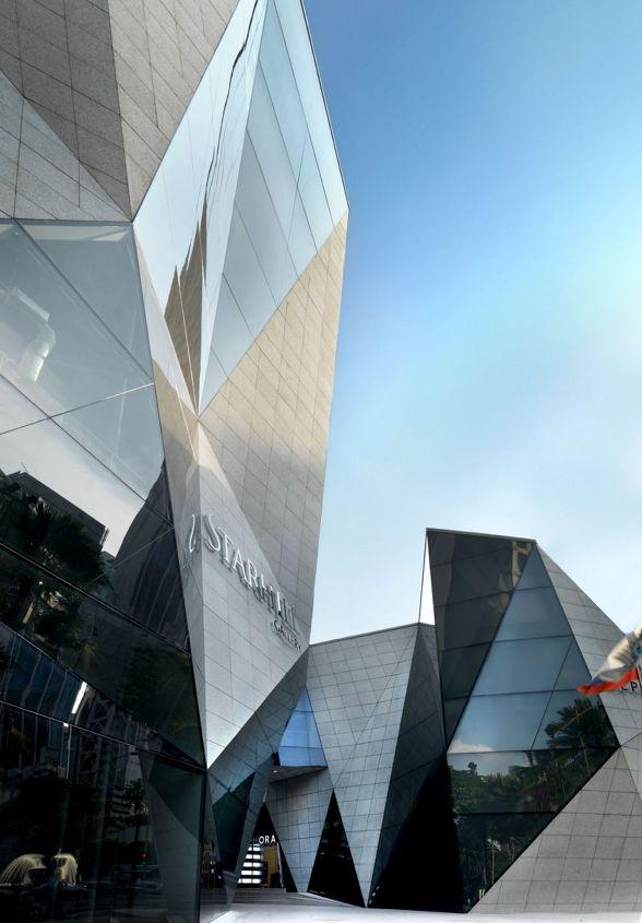 starhill gallery in kuala lumpur through idjournal posterous com, architecture