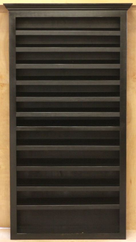 hoping for some feedback this is an adjustable shelf shoe rack with a nice black, shelving ideas