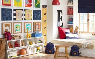 decorating ideas for kids playroom, entertainment rec rooms, home decor