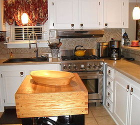 Repainted All The Walls In Our Mobile Home And Redone Our Kitchen, Bathroom  Ideas,
