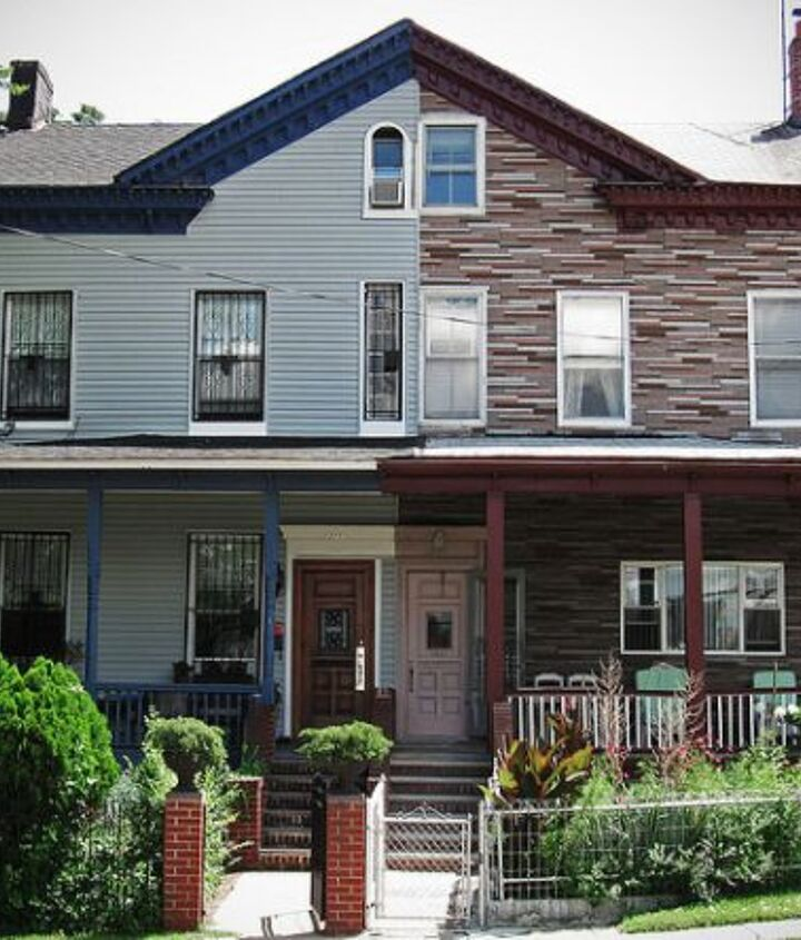house in Old Astoria, Queens, NY