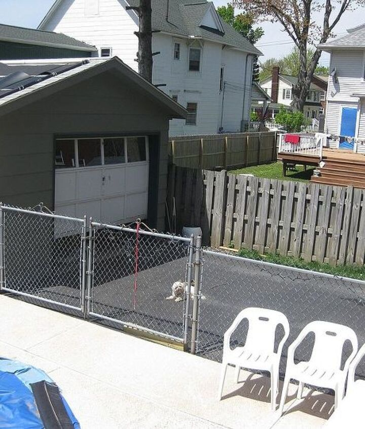 more privacy in backyard, fences, outdoor living