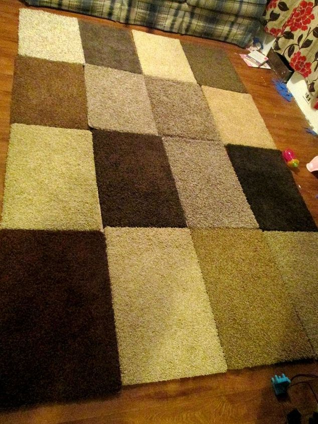 Arrange the pattern