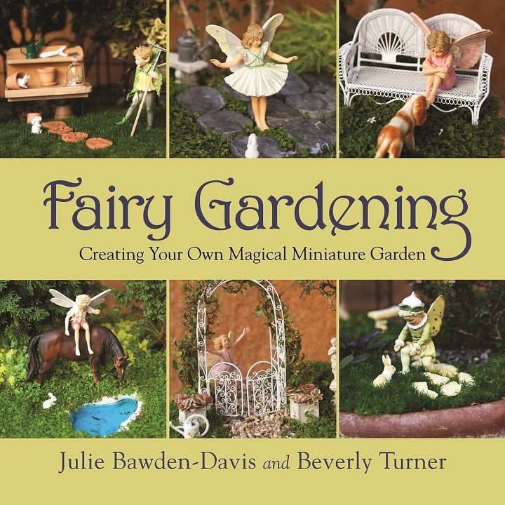 Win a copy of Fairy Gardening at http://gardentherapy.ca/easter-basket-fairy-garden/
