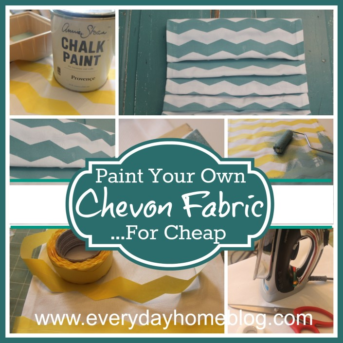 You can use this technique and this product to create any color of fabric you desire.
