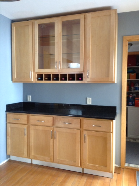 q backsplash for buffet area in dining room, dining room ideas, kitchen backsplash, kitchen design, tiling, wall decor