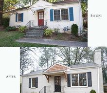 mid century renovation, home decor, home improvement