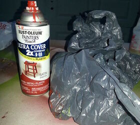 What Kind Of Spray Paint To Use On Plastic Part - 47: What Can You Do With A Plastic Bag And Spray Paint, Crafts, Painting