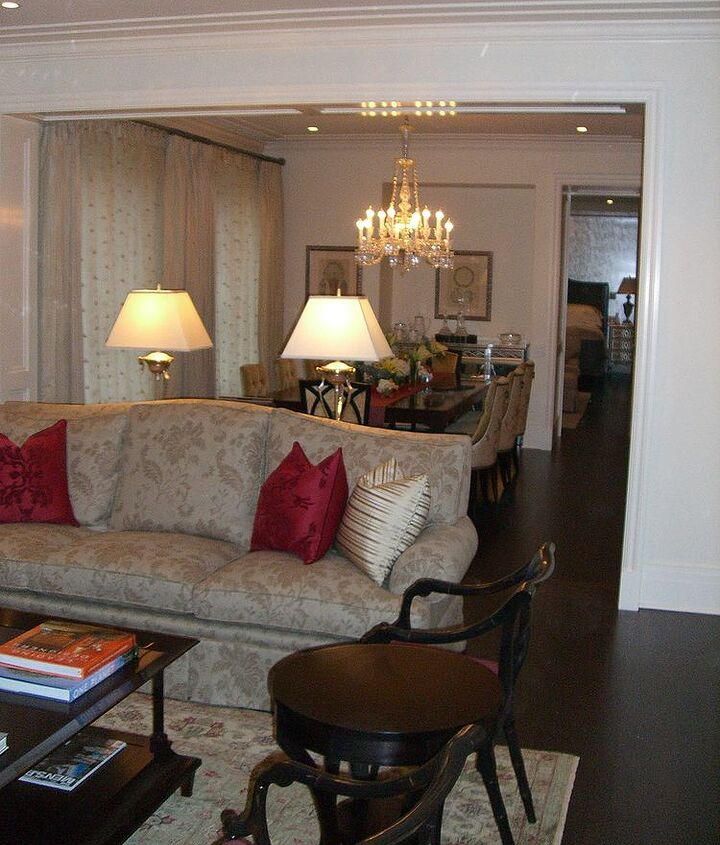 this apartment was designed for clients that used it as their home away from home in, home decor
