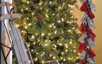 Make a Christmas Advent Calendar