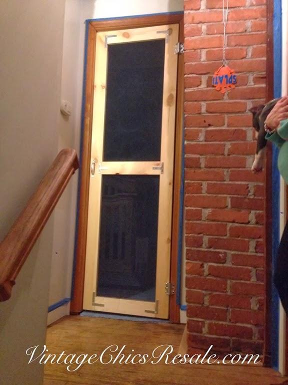 bedroom screen door, bedroom ideas, diy, doors, woodworking projects